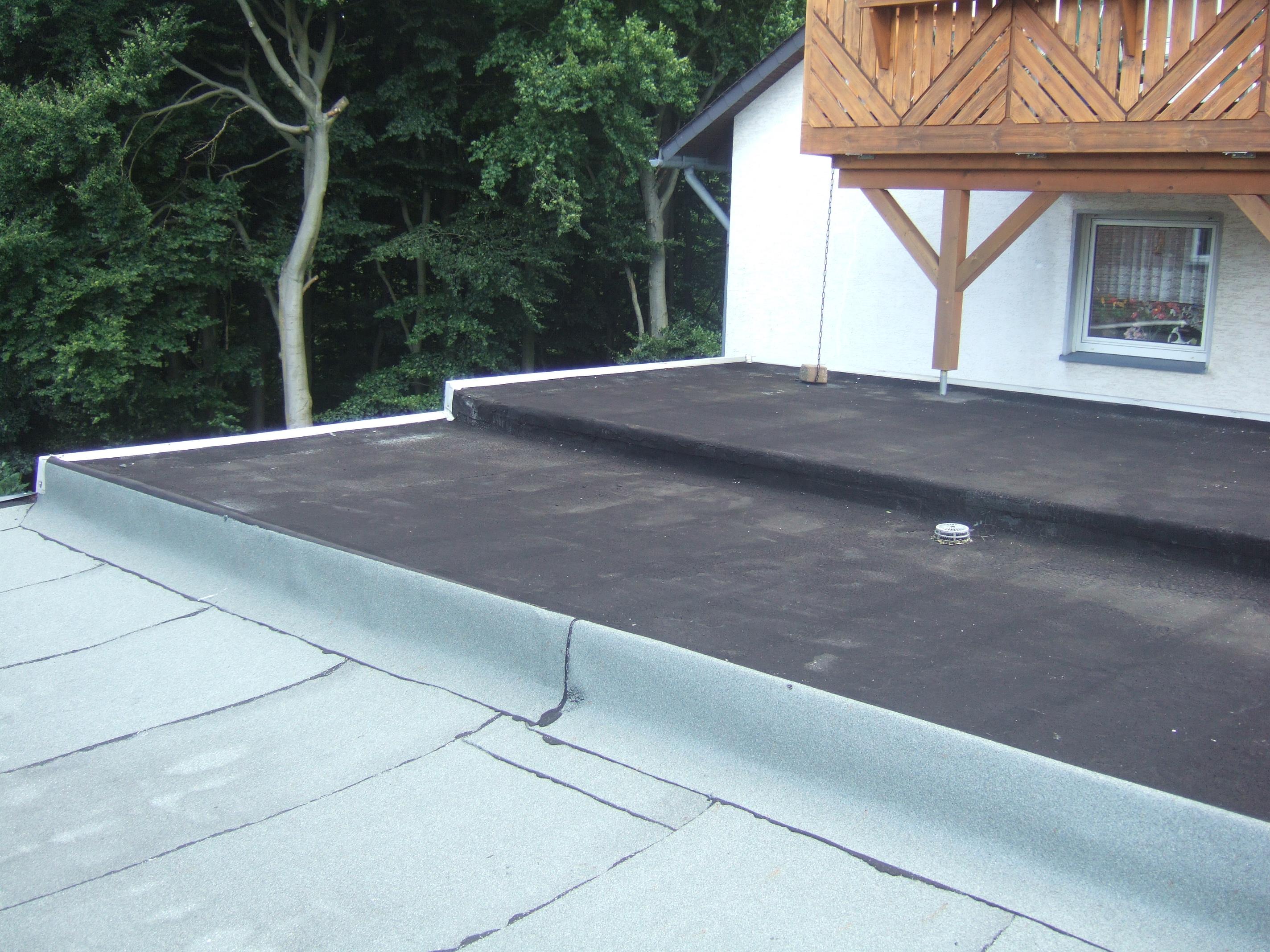 Dachdecker flachdach  Dachdecker Müthing - Olsberg | Flachdach / Abdichtungen